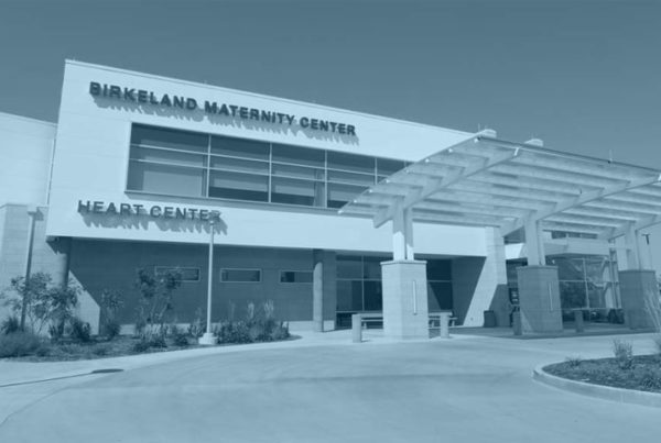 Birkeland Maternity Center - Medical / Hospital AV Systems Project
